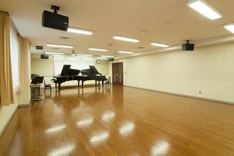 203教室【京都 ピアノ練習室】
