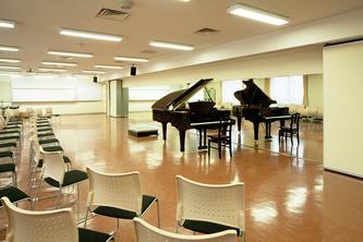 204教室【京都 ピアノ練習室】
