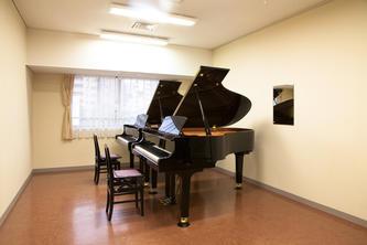 308教室【京都 ピアノ練習室】