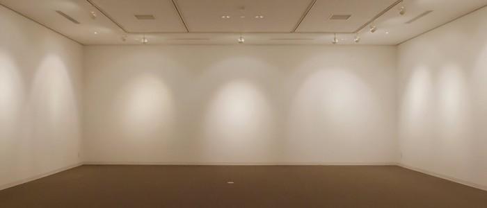 堀川御池ギャラリー 内観画像