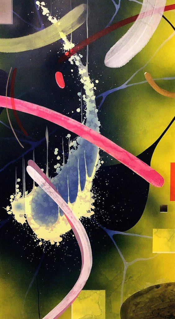 羽尻 敬人 展 - 龍棲 - チラシ画像